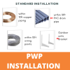 PWP INSTALLATION WALL MOUNTED  Others