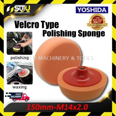 YOSHIDA 150mm Velcro Type Sanding & Polishing Accessories
