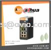 Dahua PFS4207-4GT-DP 7port Gigabit L2 Industrial Switch with 4 port Gigabit POE Managed Switch CCTV Accessories CCTV