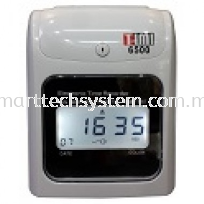 TIMI 6500A N ELECTRONIC TIME RECORDER