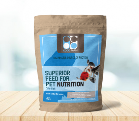 Superior Feed for Fish 100 gram