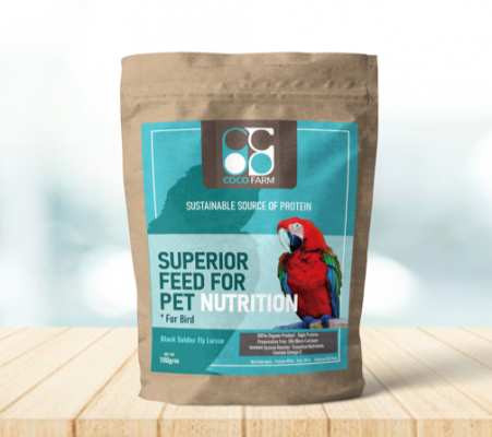 Superior Feed for Bird 100 gram