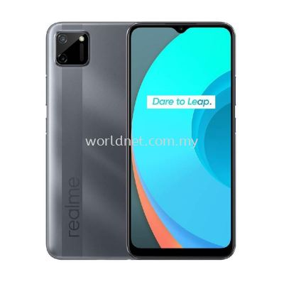 REALME C11 (PEPPER GREY) 2GB RAM + 32GB ROM