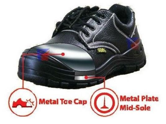 Safety Shoe Melaka