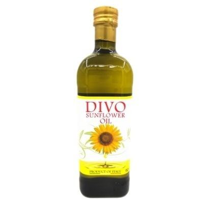 Divo Sunflower Oil 葵花籽油 1ltr