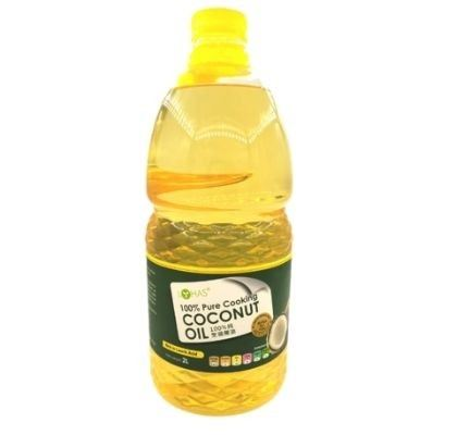 Lohas- Pure Cooking Coconut Oil 2ltr