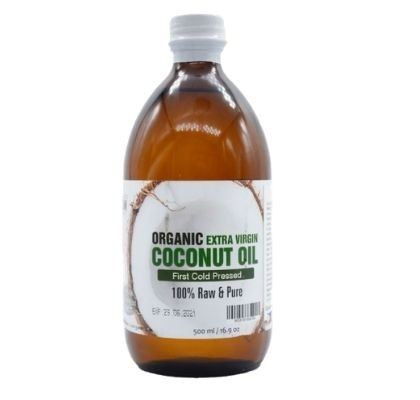 Blossom Organic Extra Virgin Coconut Oil 有机冷压特纯椰油 500ml