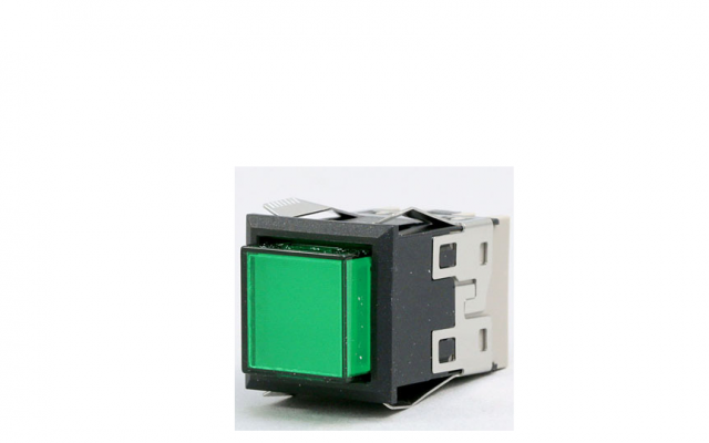 Omron M2S (Super Luminosity Type) Indicator Series with Square 40-mm Body. New models added with Ultra LED