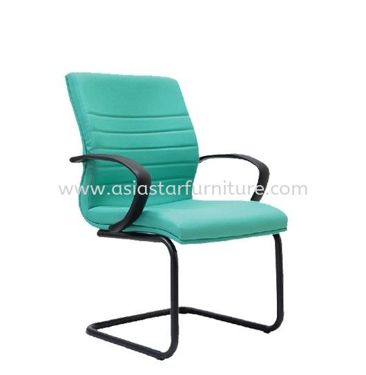 BONA FABRIC VISITOR OFFICE CHAIR- fabric office chair pj seksyen 16 | fabric office chair pj seksyen 17 | fabric office chair gombak