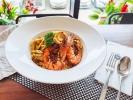 N6 Sichuan Mala Seafood Noodles Pasta