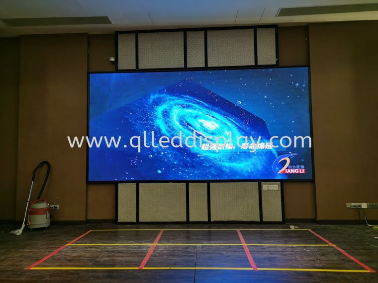 MILLESIME HOTEL Restaurant / Ballroom LED Display Screen