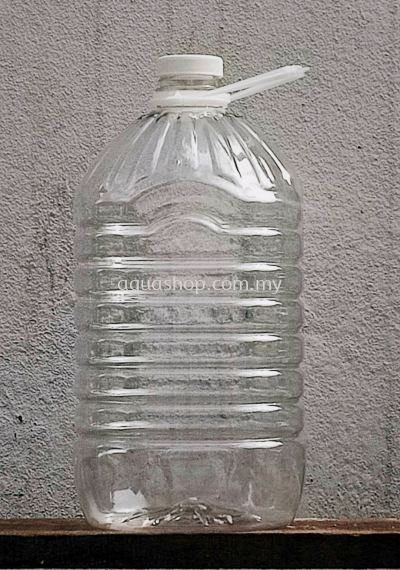 5.5 Liter Empty Bottle 4000 pcs