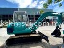 KOMATSU PC40-7 MINI EXCAVATOR  Komatsu Mini Excavator Excavator