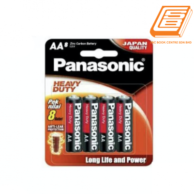 Panasonic AA8 Heavy Duty Battery