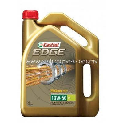 Castrol 10W60 (Turbo) -10,000km