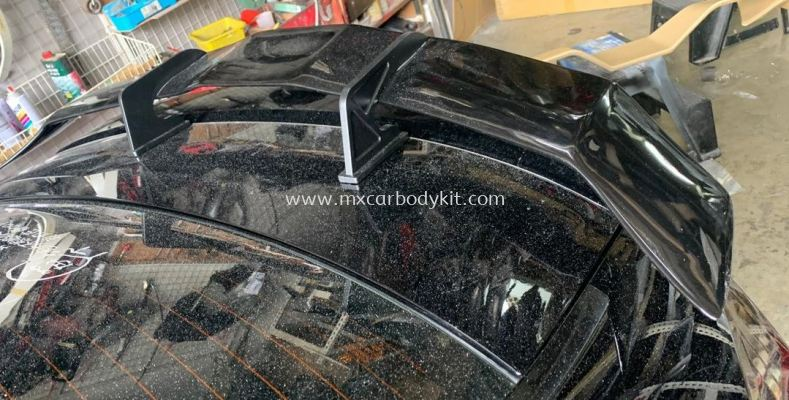 HONDA CITY 2014 KUHL RACING SPOILER