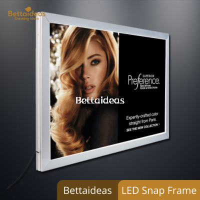 LED Snap Frame Slim Light Box