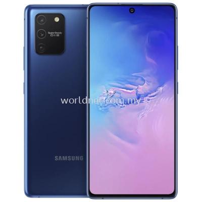 SAMSUNG GALAXY S10 LITE (PRISM BLUE) 6GB RAM + 128GB ROM