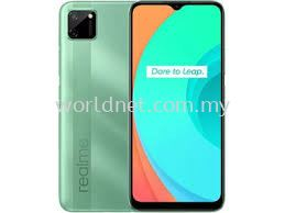 REALME C11 (MINT GREEN) 3GB RAM + 32GB ROM