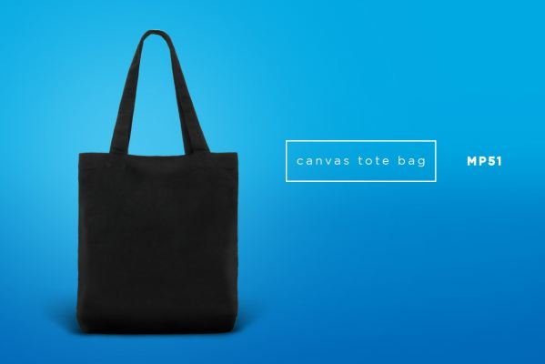MP51 Canvas Tote Bag (12oz)