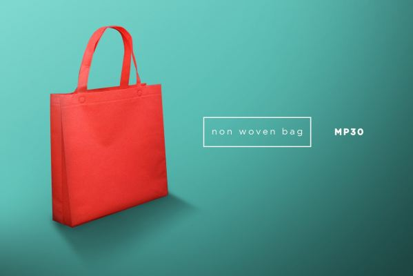 MP30 Non Woven Bag (Ultrasonic Seal)