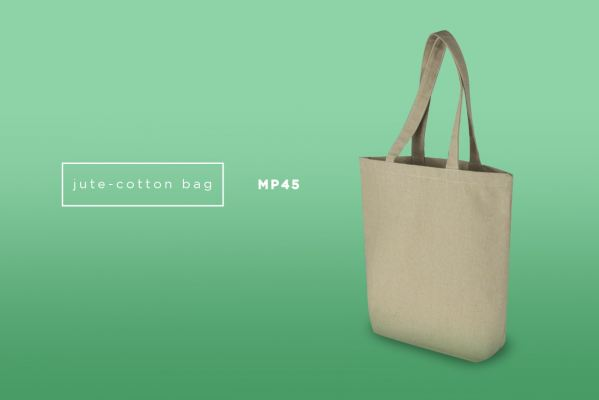 MP45 Eco Jute - Cotton Bag (8oz)