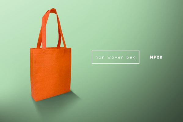 MP28 Non Woven Bag (Ultrasonic Seal)