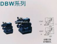 SOLENOID CONTROL PILOT OPERATED RELIEF VALVES (DBW TYPE)