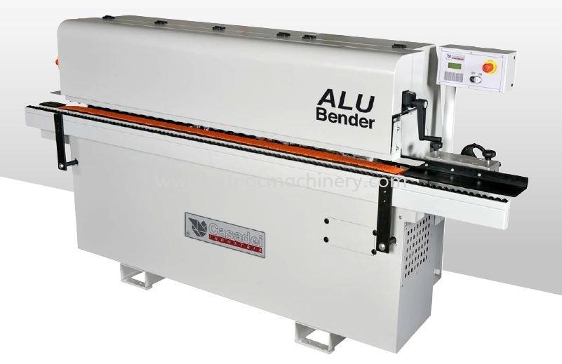 Automatic Milling / Bending Machine