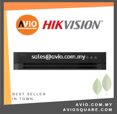 Hikvision DS-7716NI-Q4/16P 16 ch IP Network NVR with POE (300m)