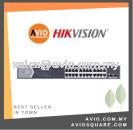 Hikvision DS-3E0526P-E/M 24 POE + 2 Uplink POE Switch