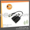 Avio VB11-4K HD CVI TVI AHD CVBS Analog Video Transmission CABLE / POWER/ ACCESSORIES