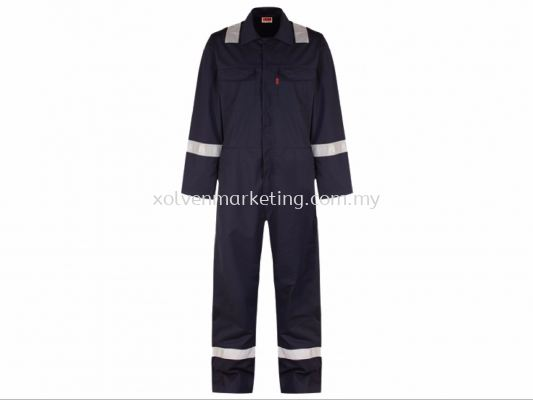 TANKER Exclusive Coverall