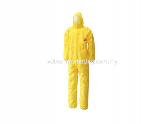 Tychem C Coverall - Microbiological Hazard
