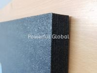 PE Foam Laminated Black