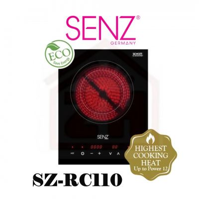 SENZ 2 Burner Induction Hob SZ-RC110