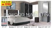 GL360 Bedroom Set