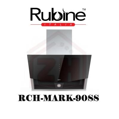 RUBINE Cooker Hood RCH-MARK-90BL