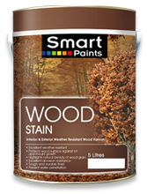 Smart Wood Stain