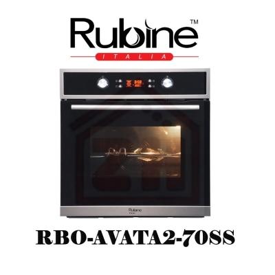 RUBINE Build In Oven RBO-AVATA2-70SS