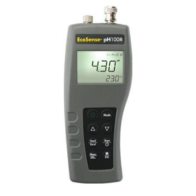 YSI EconSense pH100M pH Meter with Extended Memory
