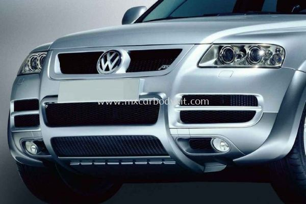 VOLKSWAGEN TOUAREG 2005 ABT STYLE FRONT GRILLE