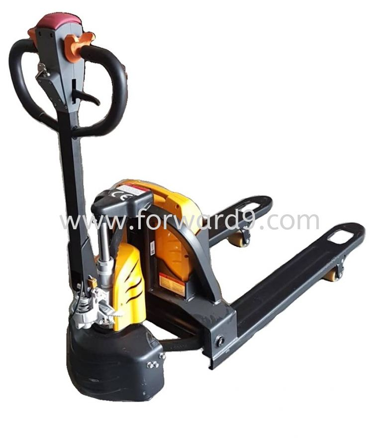 CBD-LB Walkie Power Electric Pallet Truck with Lithium Battery  Power Electric Pallet Truck  Electric Pallet Truck Material Handling Equipment