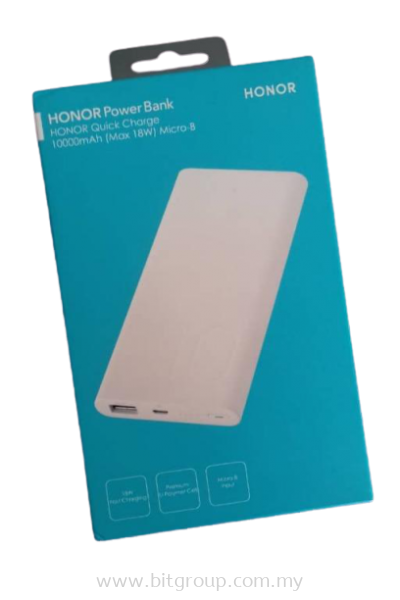 Honor 10000mah Power Bank