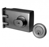 Armor Double Cylinder Jimmy Proof Lock