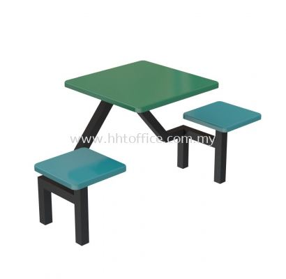A3 - 2 Seater Stool Food Court-Set