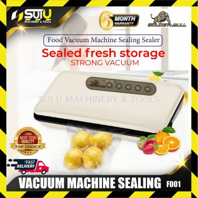 Golden Bull F001 Foods Vacuum Sealing Machine 100-240V