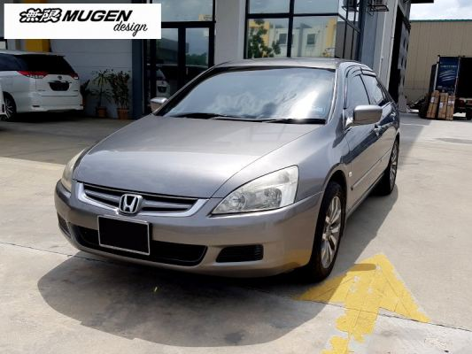 HONDA ACCORD 03Y-07Y - MUGEN DOOR VISOR