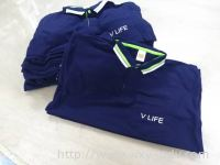 V LIFE Silkscreen Uniform