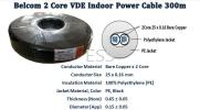 Belcom VDE Indoor Cable 300m Accessories - CCTV